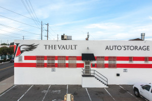 The Vault auto storage is the best place in San Diego for indoor vehicle storage