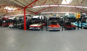 Car Storage Lifts At The Vault Veloce Motors The Vault Car Storage