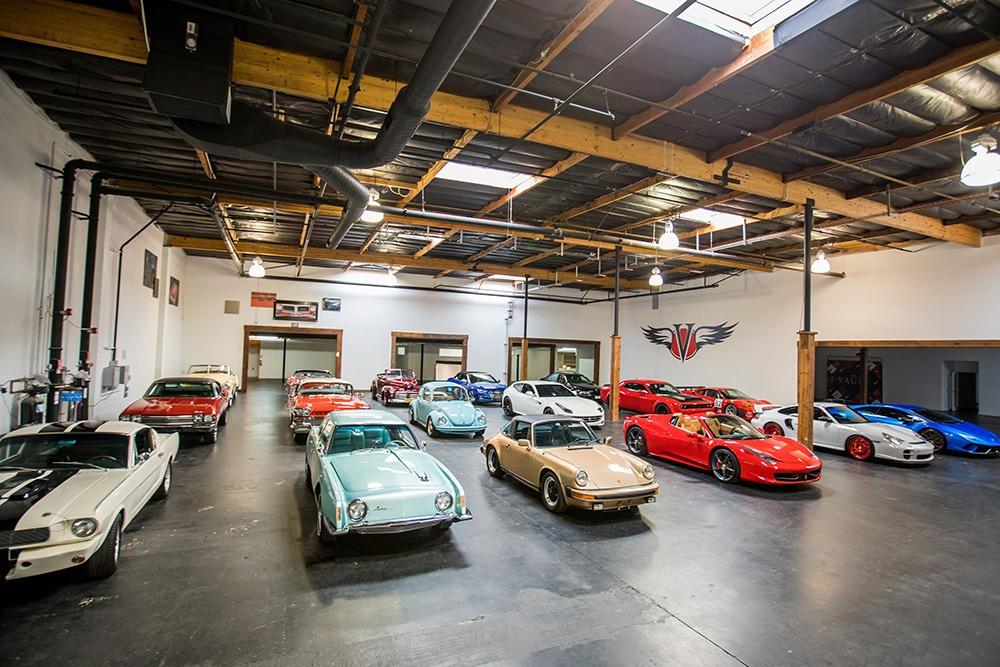 Veloce Vault Miramar Car Storage